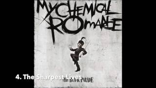 My Chemical Romance - The Black Parade [FULL ALBUM 2006]