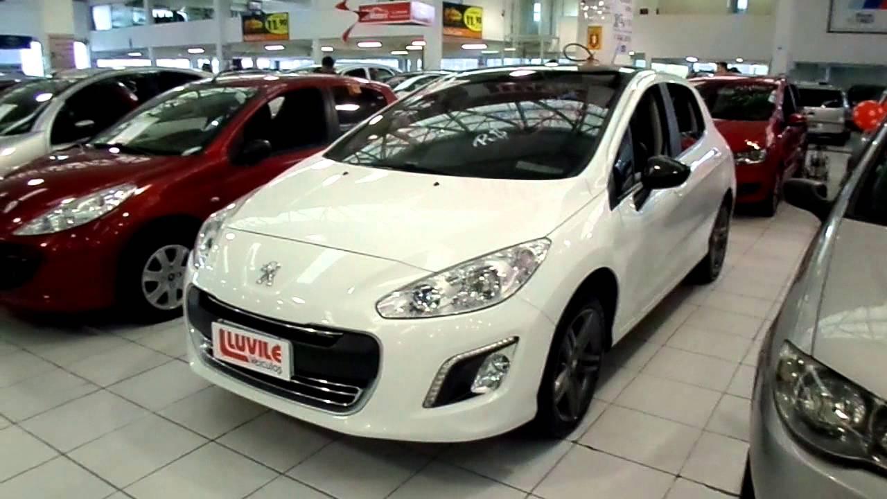 Peugeot 308 1 6 Griffe Thp 16v 4p