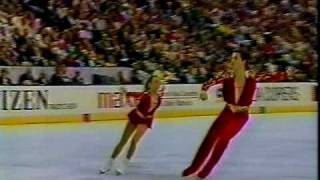 Gordeeva & Grinkov (URS) - 1987 World Figure Skating Championships, Pairs' Long Program