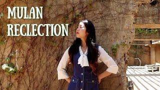 뮬란 Mulan - Reflection cover by. Lee Go Eun