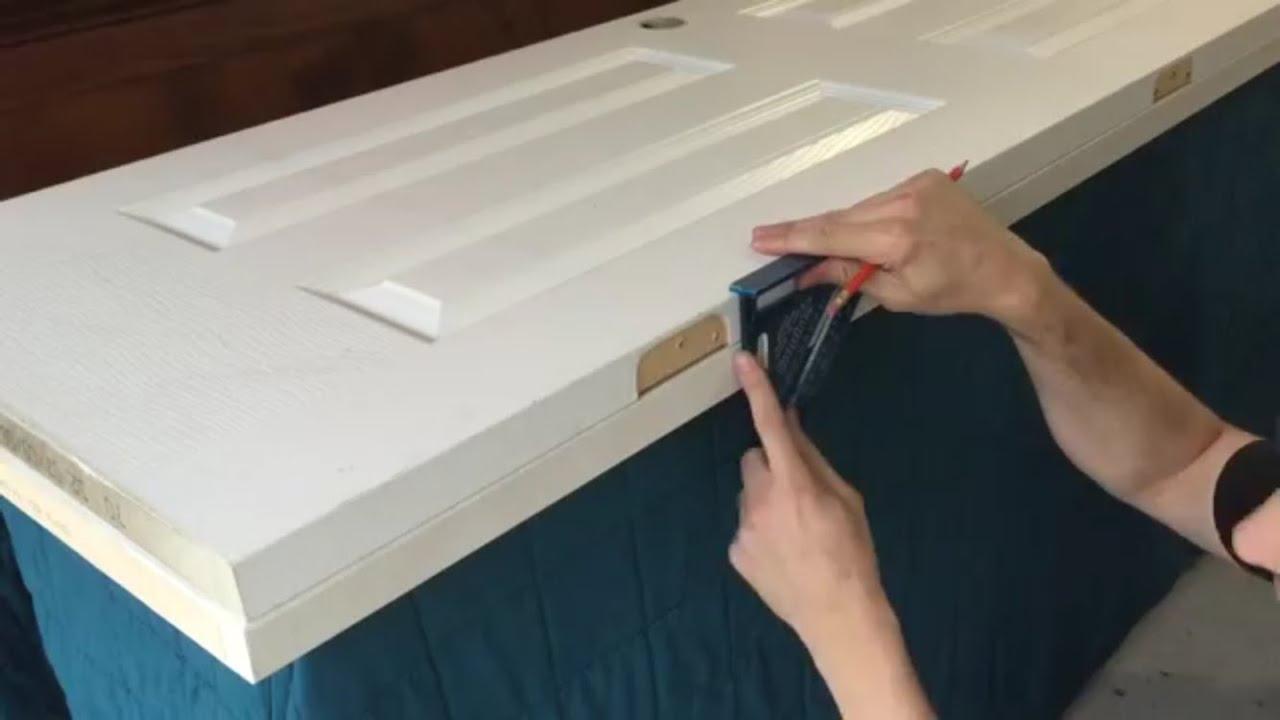 Replacing An Interior Door (CMRW#47)