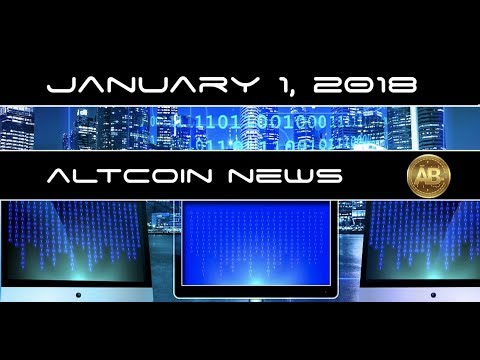 Altcoin News - Cryptocurrency Outlook 2018, Verge Wraith Protocol, Top Coins 2017
