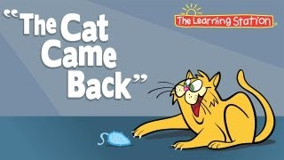 The Cat Came Back - Camp Songs - Kids Songs - Children's Songs by The Learning Station