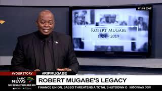 Chamisa sends condolences to the Mugabe family and Zimbabweans