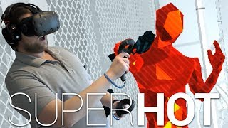 СЛОУ-КУПЛИНОУ ► Superhot VR #2...