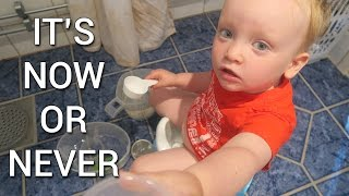 POTTY TRAINING: LAST TRY (day 733)