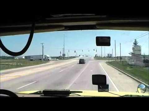 Trucking in  Beaverdam, Ohio, USA