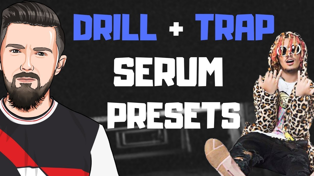 Free Serum Presets || Trap / Drill Lead Sound