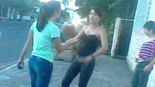 Menina Apanhando No Rio Grande do Sul-Portão