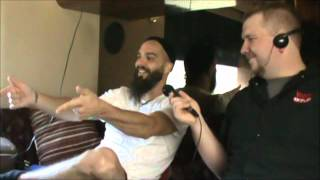 Ned-97.9 WGRD Interviews Jesse Leach of Killswitch Engage