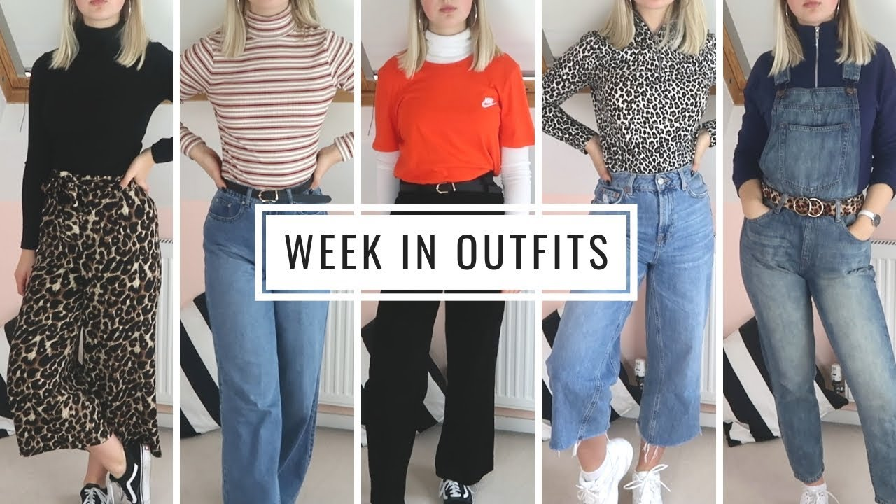 5 SIXTH FORM/COLLEGE OUTFITS | autumn/winter 8
