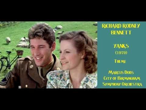 Richard Rodney Bennett: Yanks 1979 Theme DodsCBSO