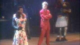 DAVID BOWIE - ABSOLUTE BEGINNERS - LIVE GLASS SPIDER TOUR 1987