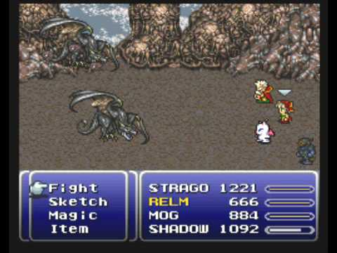 Let's Play Final Fantasy VI #49 - You'll Float Too