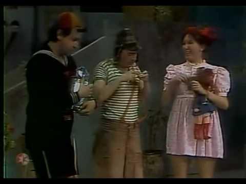 El Chavo del Ocho - Capítulo 62 Parte 3 - Ramoncito 2 (Prohibidos los Animales) - 1974