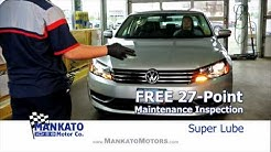 Mankato Motors Oil Change
