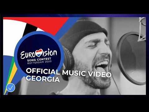 Tornike Kipiani - Take Me As I Am - Georgia 🇬🇪 - Official Music Video - Eurovision 2020