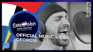 Tornike Kipiani - Take Me As I Am - Georgia 🇬🇪 - Official Music Video - Eurovision 2020