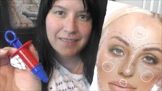 #ASMR Cosmetic Clinic Role Play - Personal Attention - Lip Filler