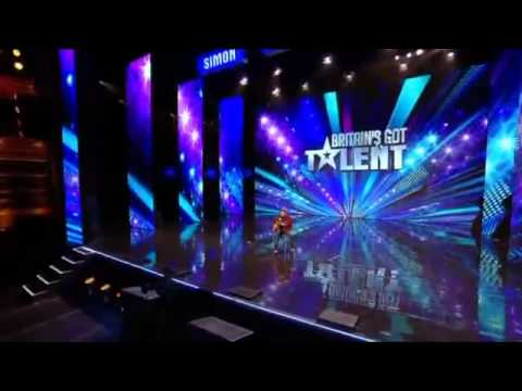 Britains Got Talent 2012 - Alex Davies