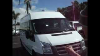 2008 Ford Transit 12 Seater Mini Bus For Sale