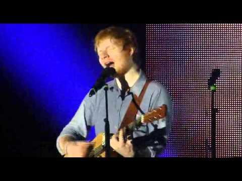 Ed Sheeran Give Me Love Live Alcatraz Milano 20 11 2014 X Tour Italy Youtube