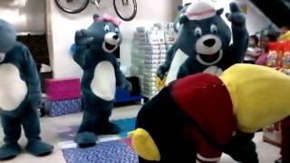 Baile del stop
