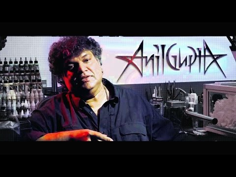 The living legend - Anil Gupta