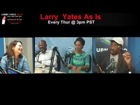 """Cast Members from """"Citizen"""" on LARRY YATES AS IS - Aug 20, 2015"""
