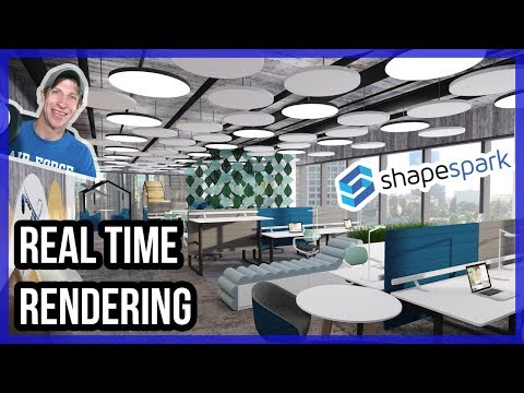 REAL TIME RENDERING IN SKETCHUP with Shapespark! - Музыка для Машины