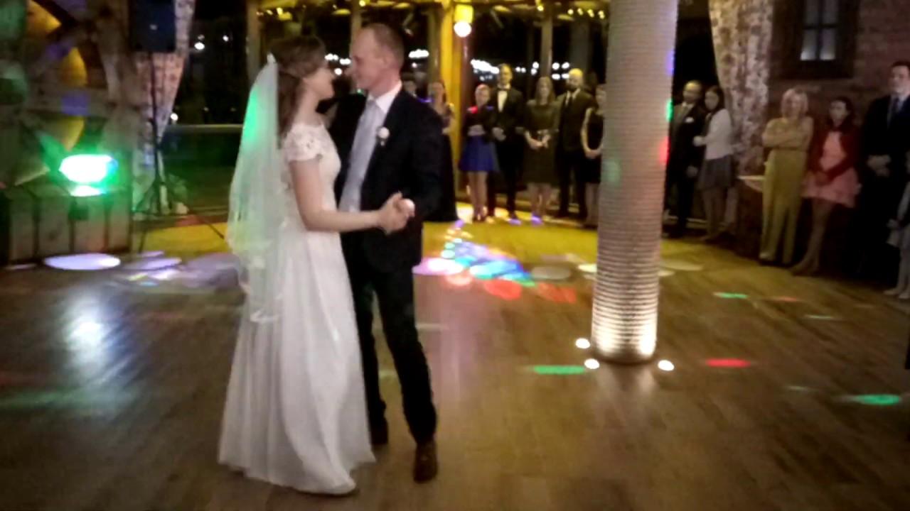 """Pierwszy taniec """"Zwyczajne Cuda"""" -  Lublin listopad 2018"""