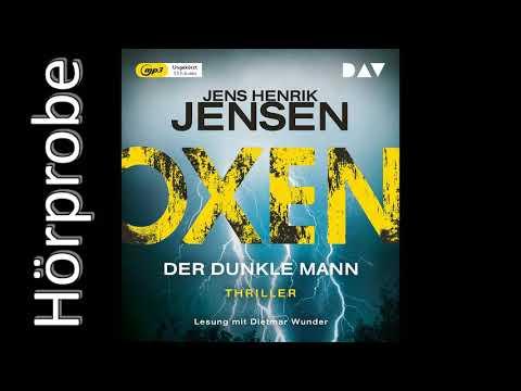 Der dunkle Mann (Oxen 2) YouTube Hörbuch Trailer auf Deutsch