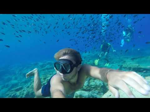 An ocean lover's life, summer 2016 |Scuba diving, cave diving, jet ski | GoPro Hero4
