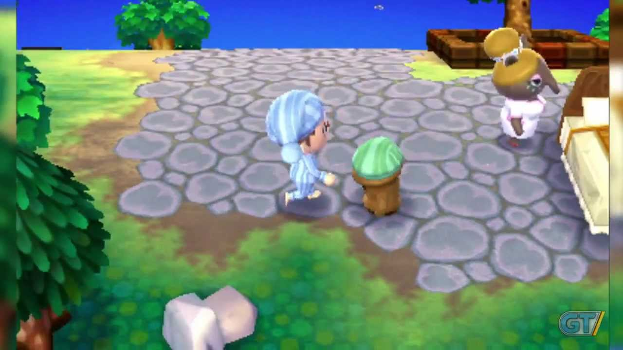 Animal Crossing: New Leaf Game Review - Common Sense Media