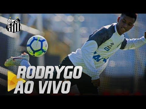 SURPRESA AO VIVO PARA O RODRYGO!