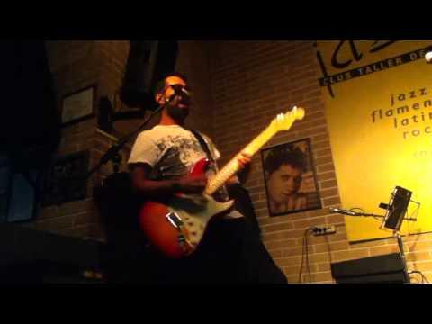 Jam Session - JazzSi Club - Barcelona (Superstition/Long Train's Runnin')
