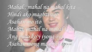 Repeat youtube video MAGHIHINTAY SAYO by Jhake Vargas with lyrics (BAKER KING)