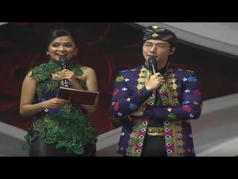 [Bakat] Luana Kenap Sulawesi Utara - Malam Seni & Budaya Puteri Indonesia 2017