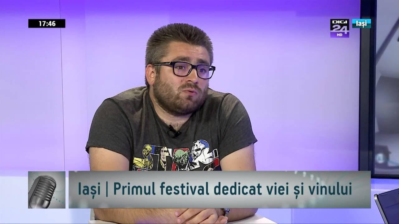 Adrian Murariu Director Festival La Vie