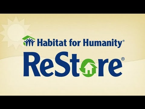 Habitat ReStores: How a donated doorknob helps Habitat do more