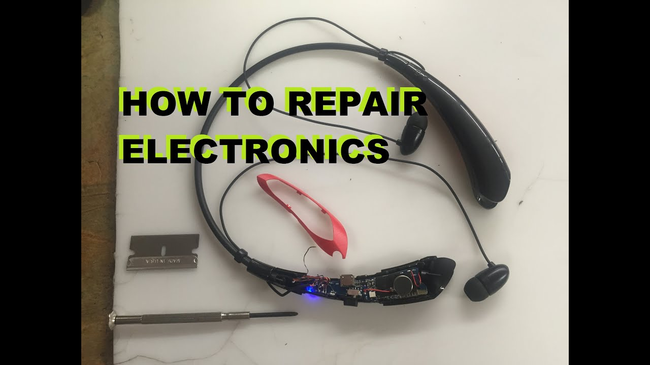 How to fix electronics do it yourself must see youtube how to fix electronics do it yourself must see solutioingenieria Images