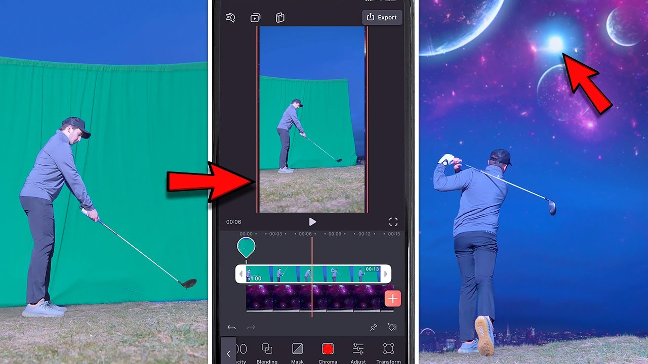SWING INTO THE STARS TUTORIAL!! | Brandon Baum #Shorts