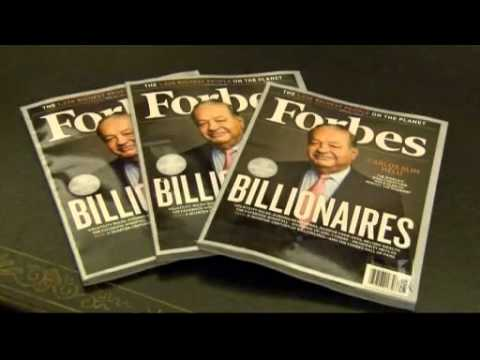 Forbes releases annual rich list