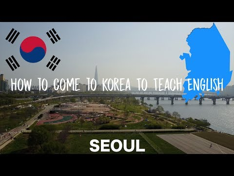 How to Come to Korea To Teach English - What documents You'll need!