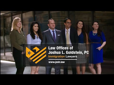 Immigration Attorney Joshua L. Goldstein | Los Angeles