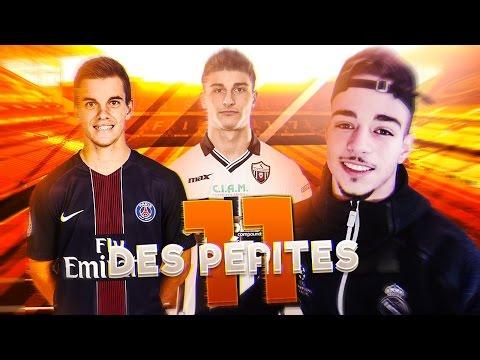 FIFA 17 : LE 11 DES PÉPITES PETIT BUDGET ! LES MEILLEURS JEUNES JOUEURS EN CARRIÈRE MANAGER !