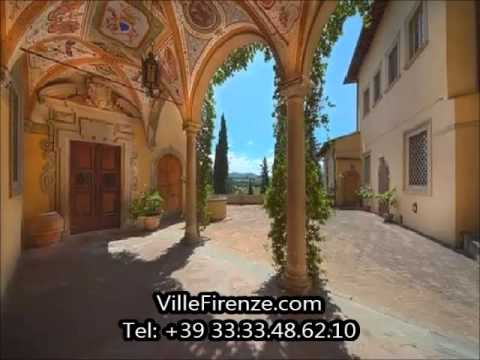 Castello in vendita a Firenze,in Toscana, Italia - Castle for sale in Florence, Tuscany, Italy.