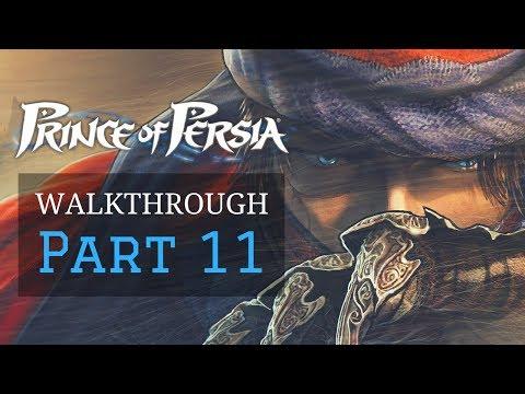 Prince of Persia (2008) Walkthrough - Part 11 - Marshalling Ground
