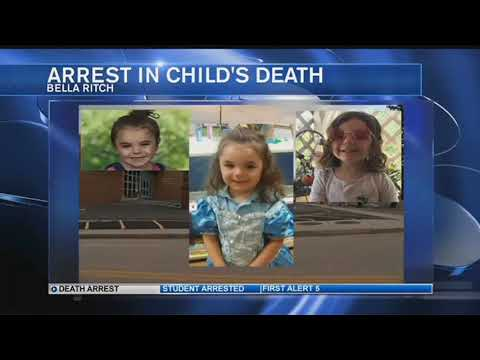 Arrest made in death of 3-year old girl in Colorado Springs