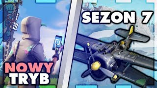 SEASON 7 TOOK OFF! NEW SKINS, SNOW ON THE MAP, SKINS FOR WEAPONS! 😱 FORTNITE BATTLE ROYALE